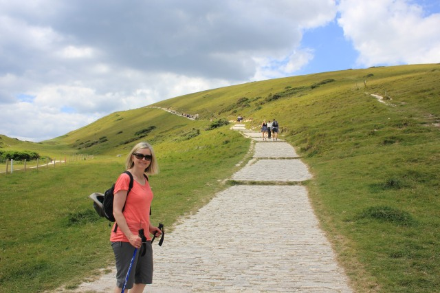 The Path out of Lulworth