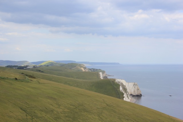 Looking back from White Nothe
