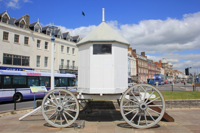 George III Bathing Machine