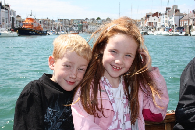 Weymouth Ferry, 2011