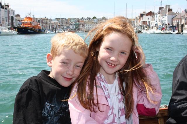 Weymouth Ferry, 2011