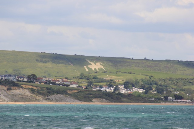 Osmington White Horse