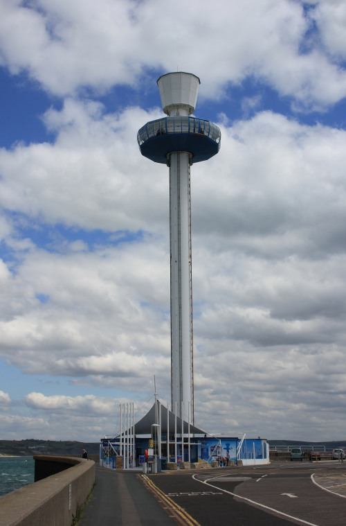 Jurassic Skyline Tower