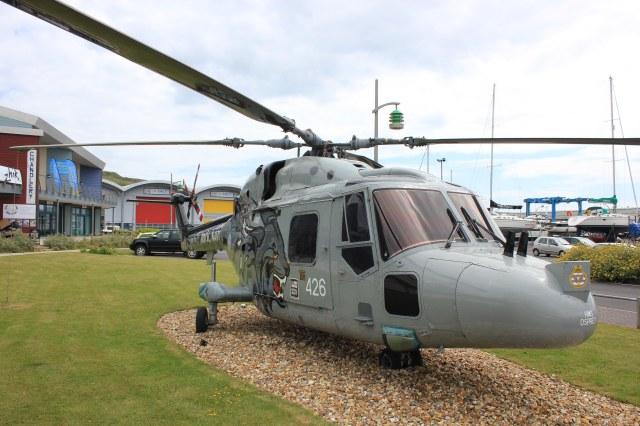 Westland Lynx XZ 250